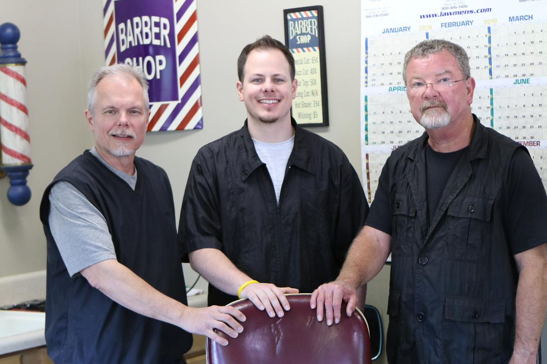 North Carolina's Top Rated Local® Barber Shops Award Winner: Steve's Barber Shop