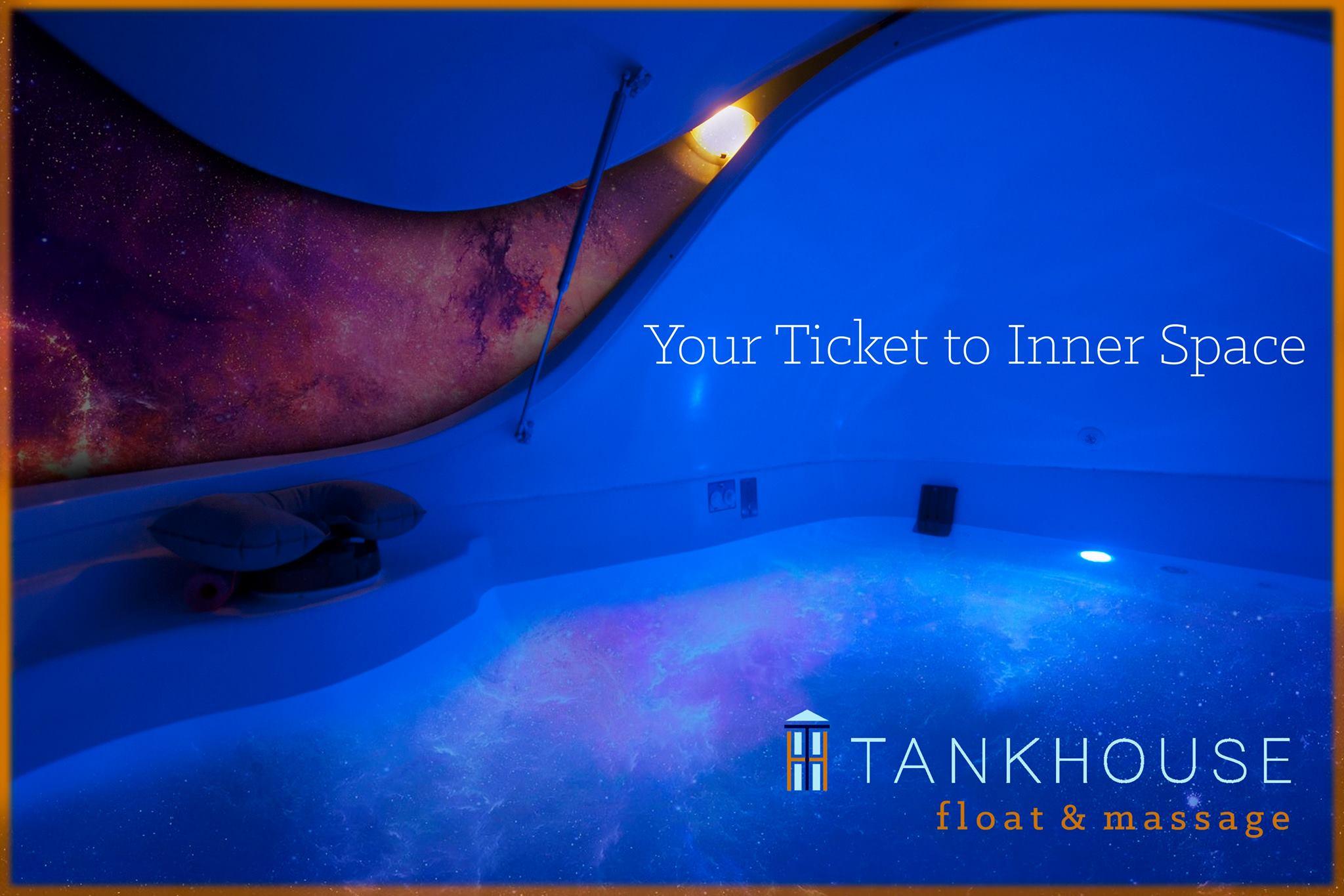 Kansas' Top Rated Local® Massage Therapists Award Winner: TankHouse Float & Massage