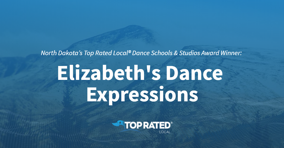 North Dakota's Top Rated Local® Dance Schools & Studios Award Winner: Elizabeth's Dance Expressions