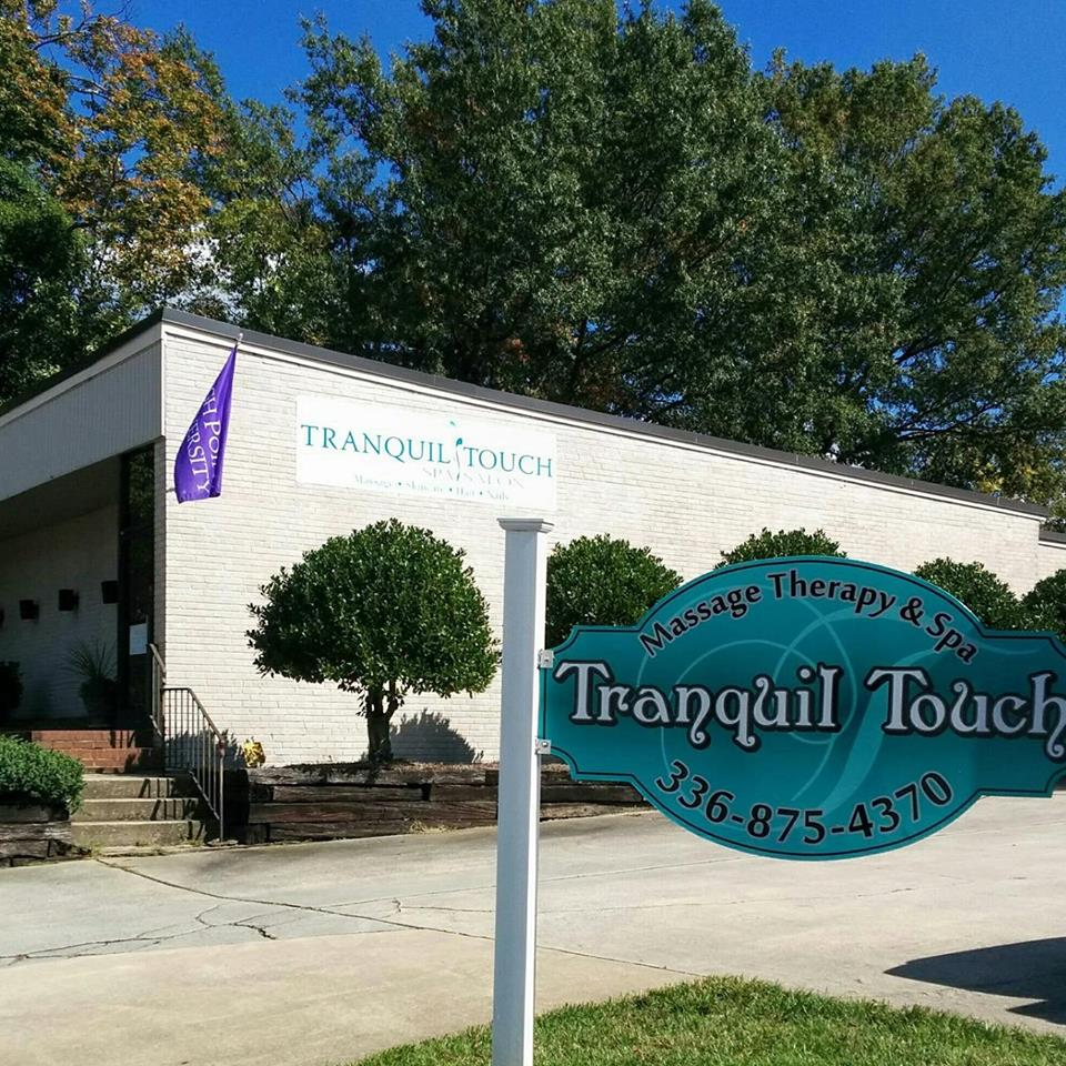 North Carolina's Top Rated Local® Massage Therapists Award Winner: Tranquil Touch