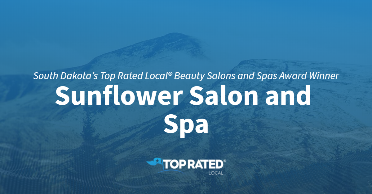 South Dakota's Top Rated Local® Beauty Salons and Spas Award Winner: Sunflower Salon and Spa