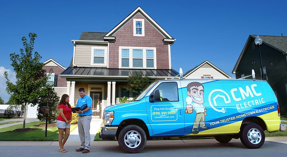 North Carolina's Top Rated Local® Electricians Award Winner: CMC Electric