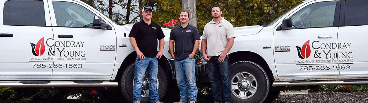 Kansas' Top Rated Local® Landscapers Award Winner: Condray & Young Landscape and Professional Groundskeeping