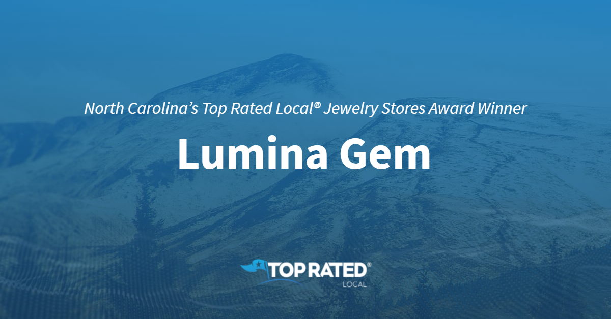North Carolina's Top Rated Local® Jewelry Stores Award Winner: Lumina Gem