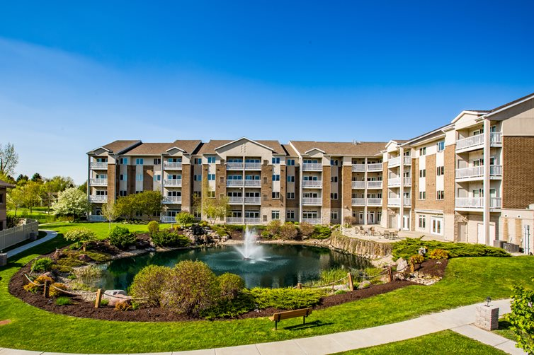 Wiconsin's Top Rated Local® Senior Living Communities Award Winner: Coventry Village