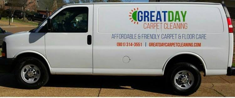 Mississippi's Top Rated Local® Carpet Cleaners Award Winner: Great Day Carpet Cleaning