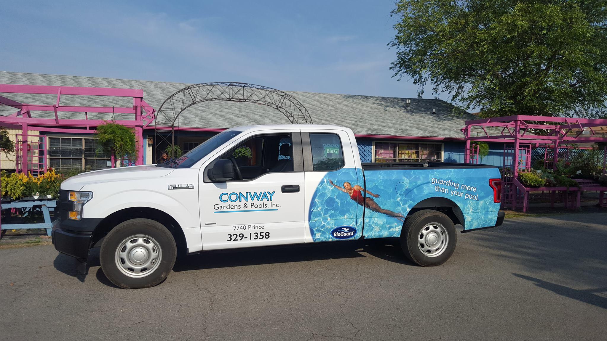 Arkansas' Top Rated Local® Pool Service & Repair Award Winner: Conway Gardens & Pools