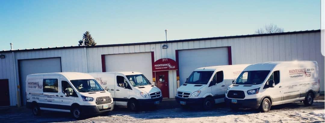 North Dakota's Top Rated Local® Carpet Cleaners Award Winner: Maintenance Plus, Inc.