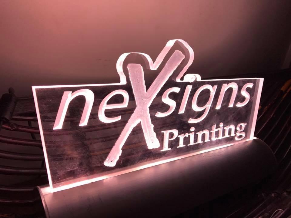 Delaware's Top Rated Local® Sign Companies Award Winner: neXsigns LLC