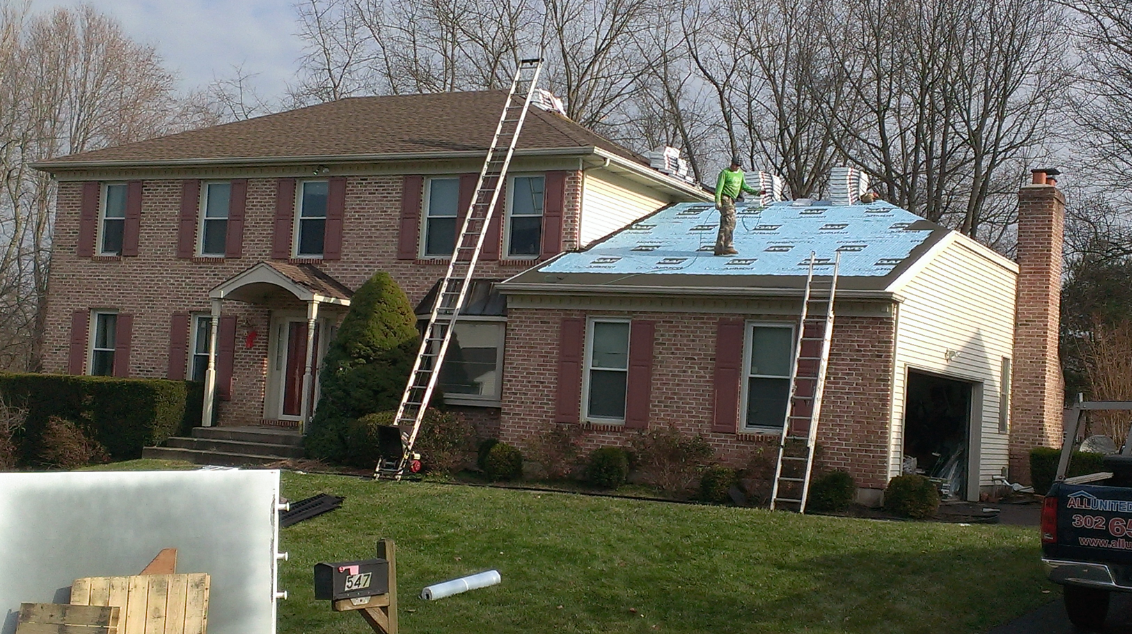 Delaware's Top Rated Local® Roofing Contractors Award Winner: All United Roofing & Siding, LLC