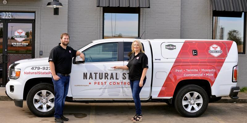 Arkansas' Top Rated Local® Pest Control Companies Award Winner: Natural State Pest Control