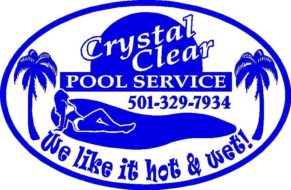 Arkansas' Top Rated Local® Pool Service & Repair Award Winner: Crystal Clear Pool Service