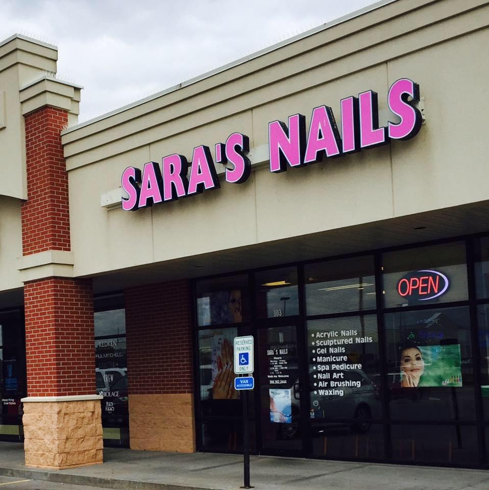 Nebraska\'s Top Rated Local® Nail Salons Award Winner: Sara\'s Nails