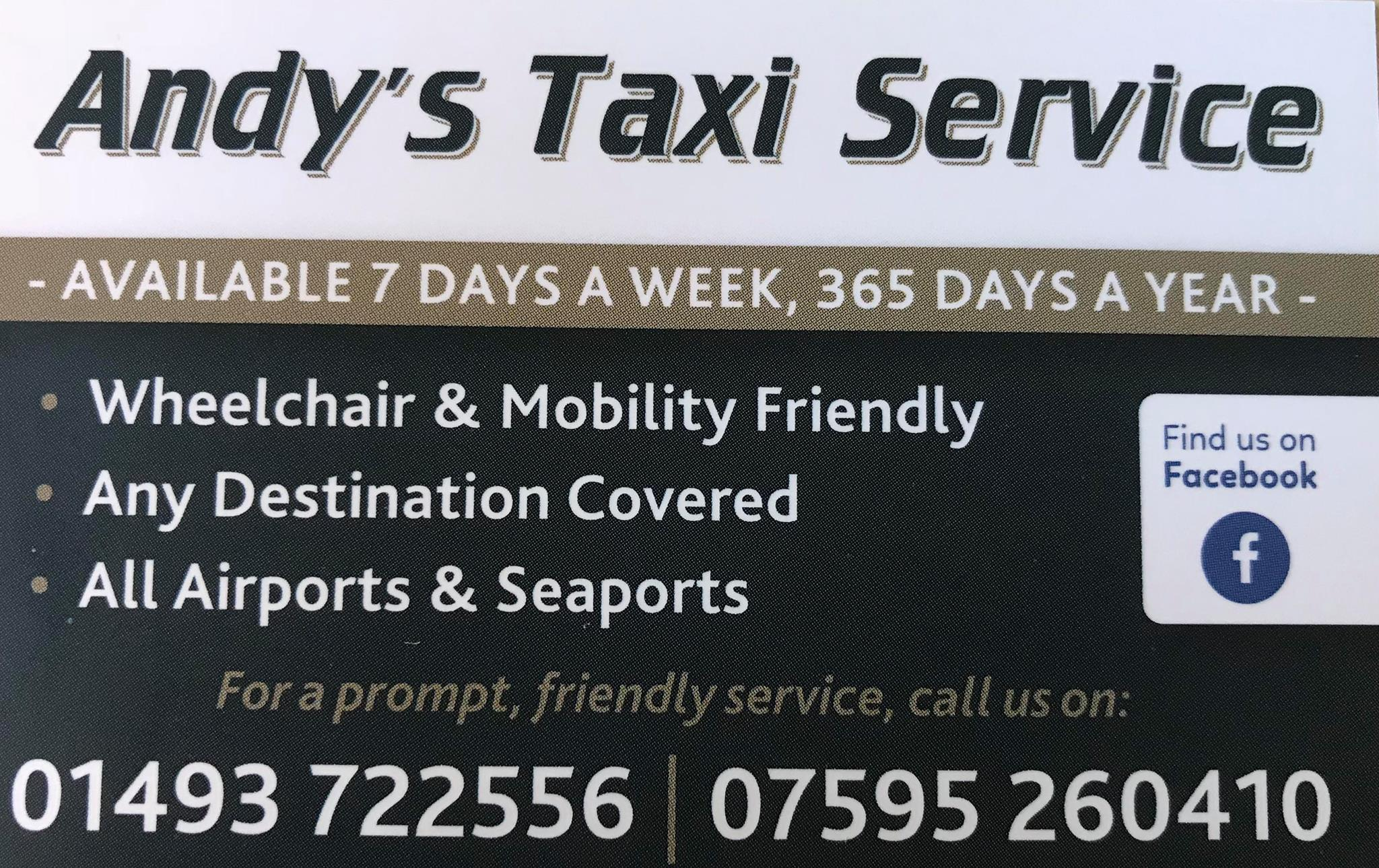 Delaware's Top Rated Local® Limousine Services Award Winner: Andy's Taxi Service