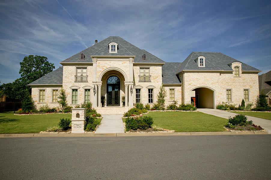 Arkansas' Top Rated Local® Home Contractors Award Winner: Richard Harp Homes