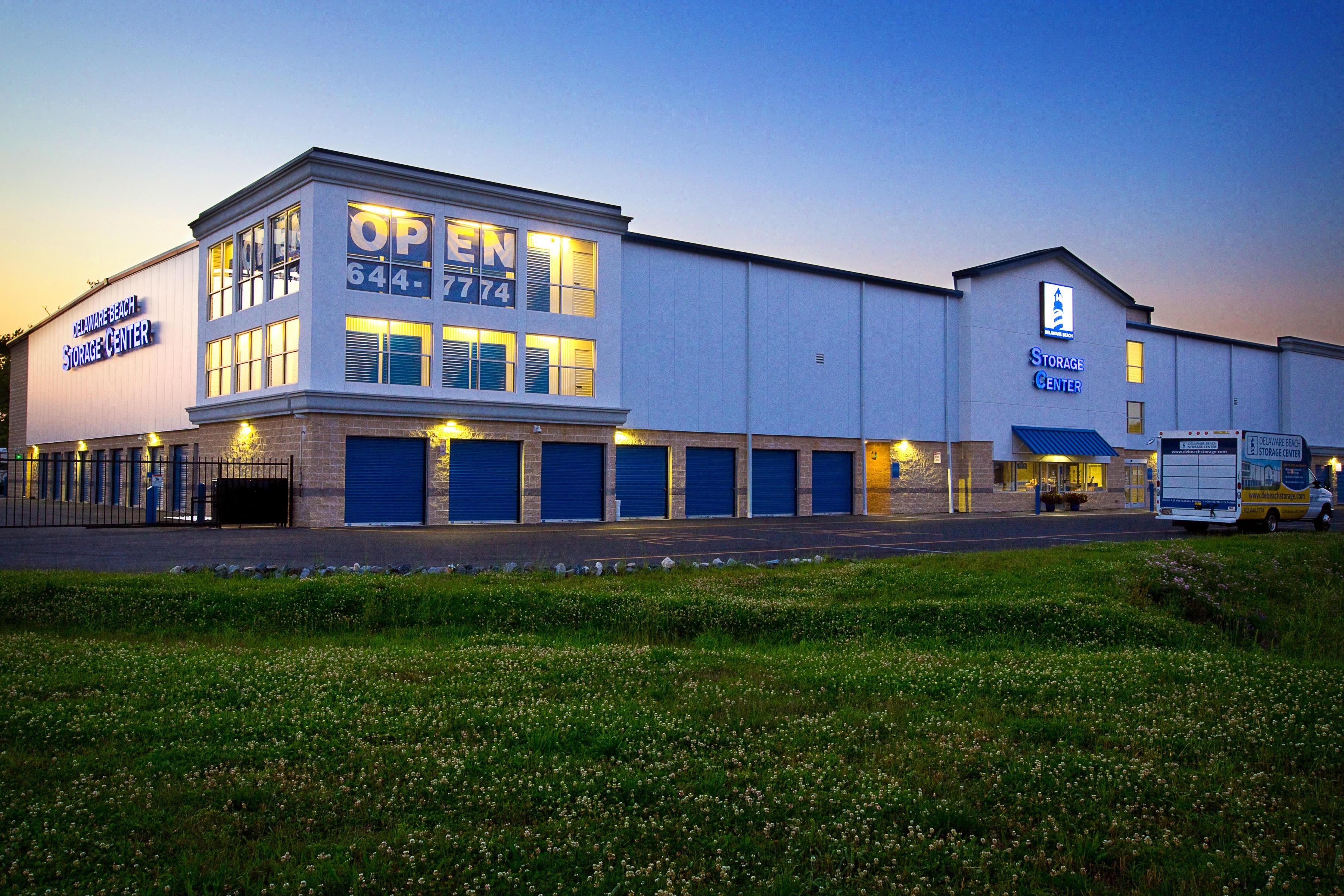 Delaware's Top Rated Local® Self Storage Centers Award Winner: Delaware Beach Storage Center