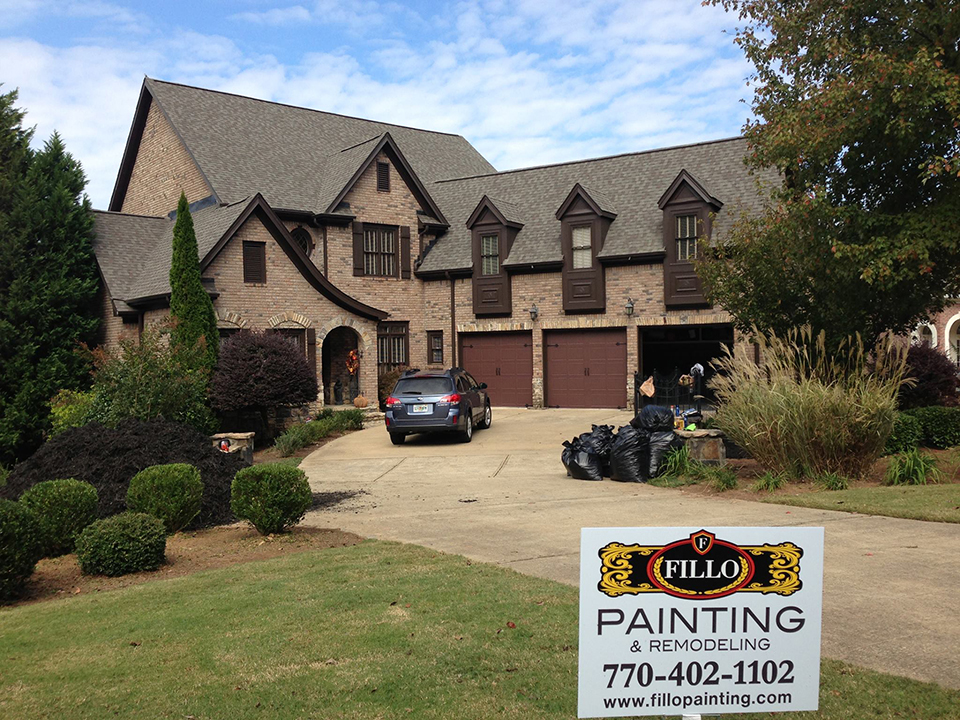 Georgia's Top Rated Local® Painting Contractors Award Winner: Fillo Painting