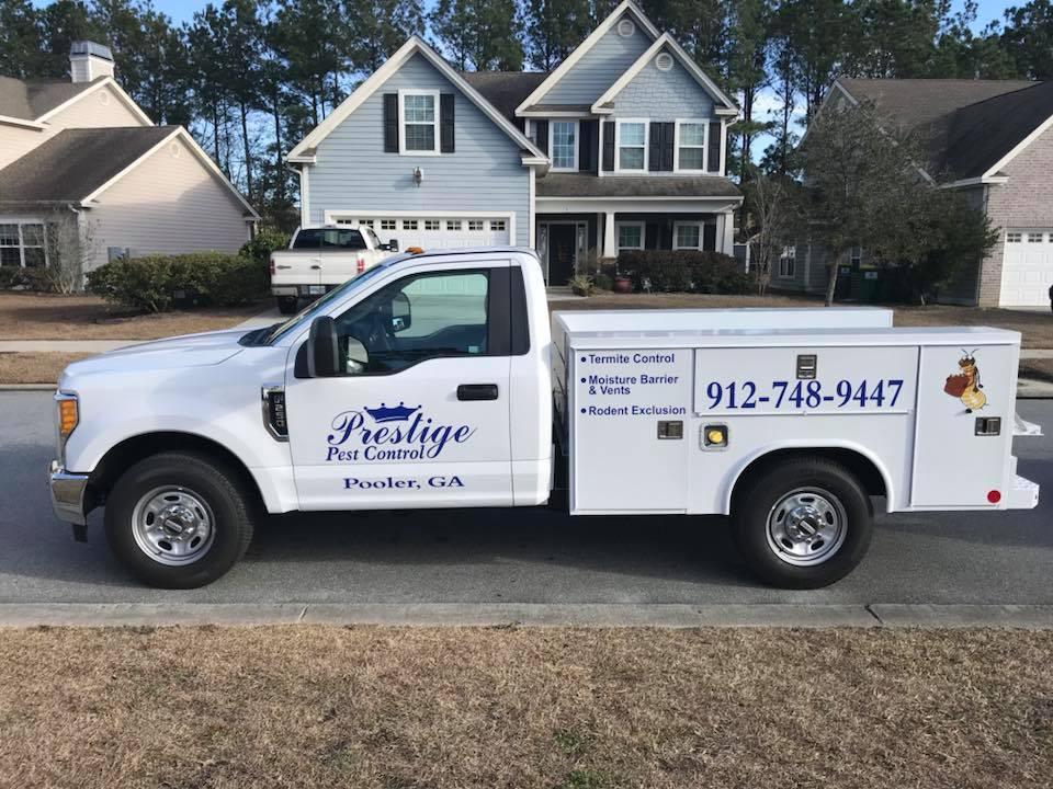 Georgia's Top Rated Local® Pest Control Companies Award Winner: Prestige Pest Control