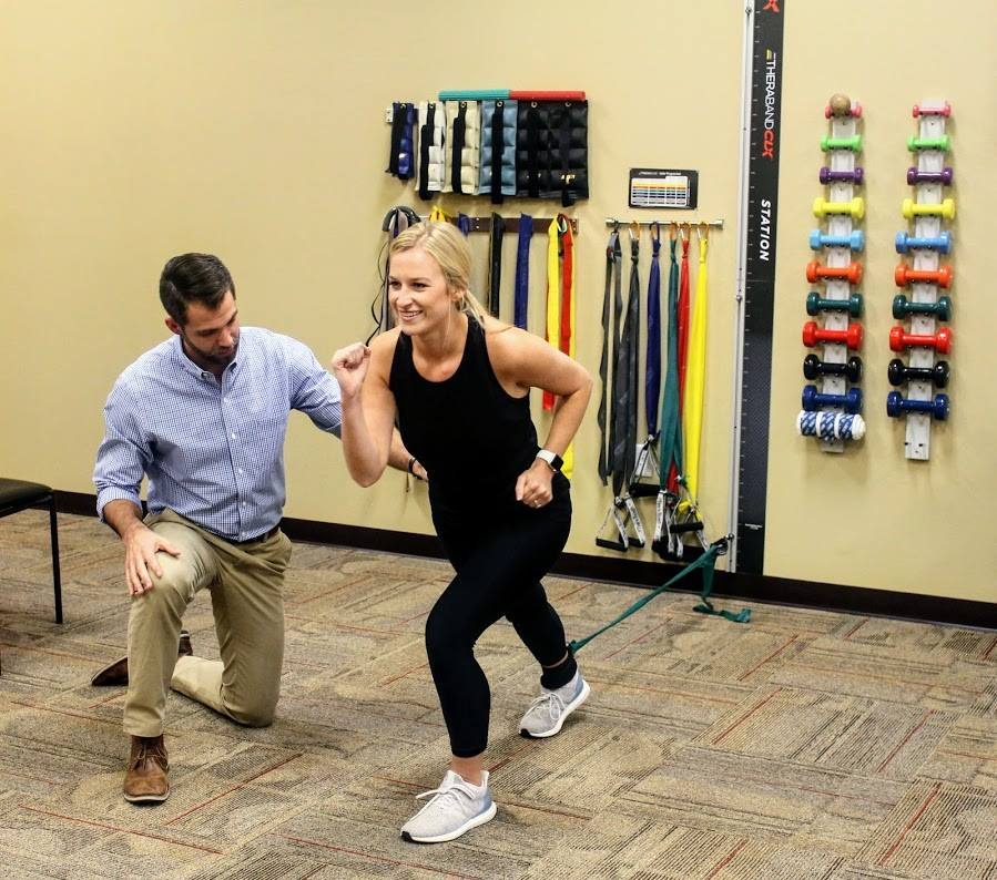 Arkansas' Top Rated Local® Physical Therapists Award Winner: SERC Physical Therapy of Fayetteville