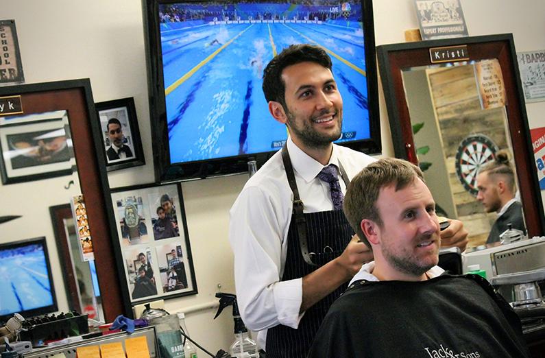 Georgia's Top Rated Local® Barber Shops Award Winner: Jack