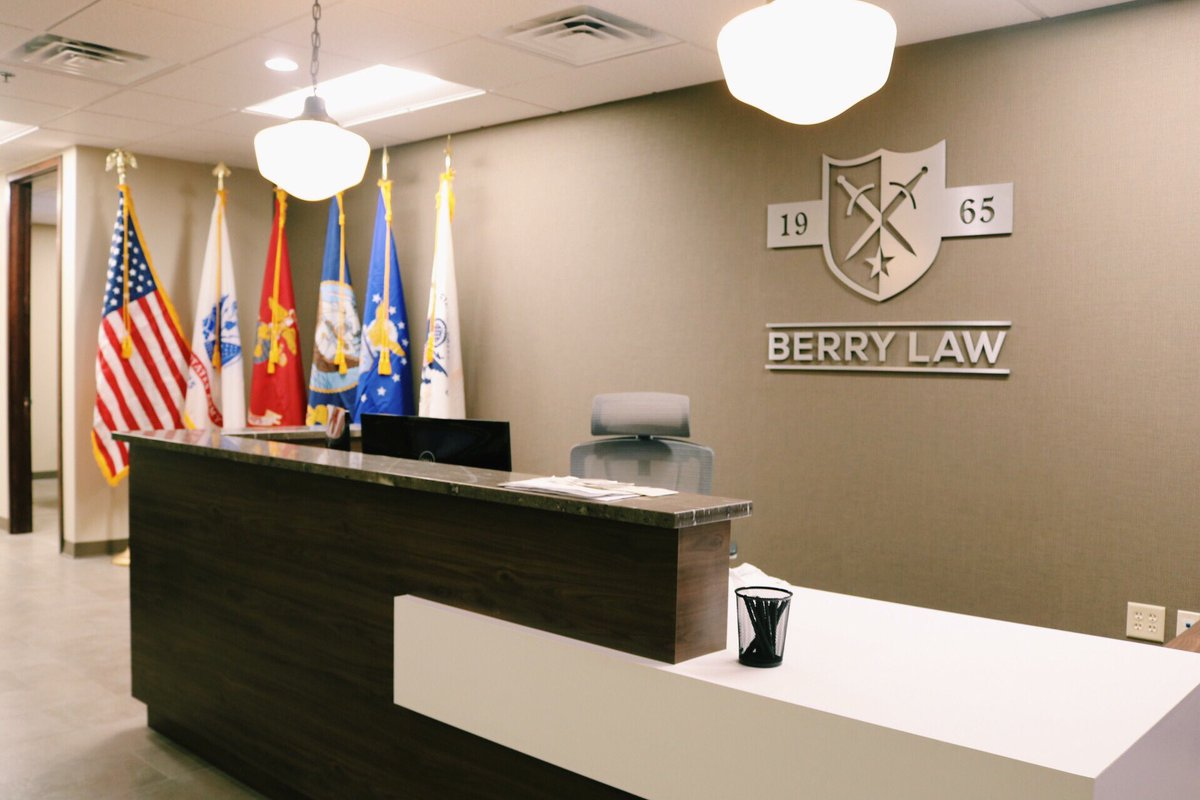 Nebraska's Top Rated Local® Attorneys & Law Firms Award Winner: Berry Law Firm