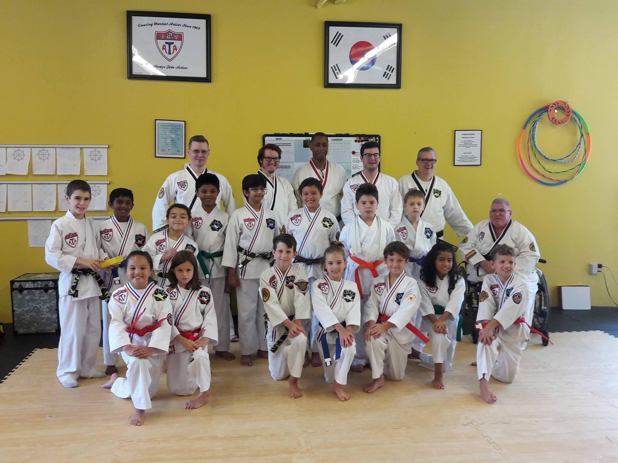 Georgia's Top Rated Local® Martial Arts Award Winner: Yongsa Martial Arts