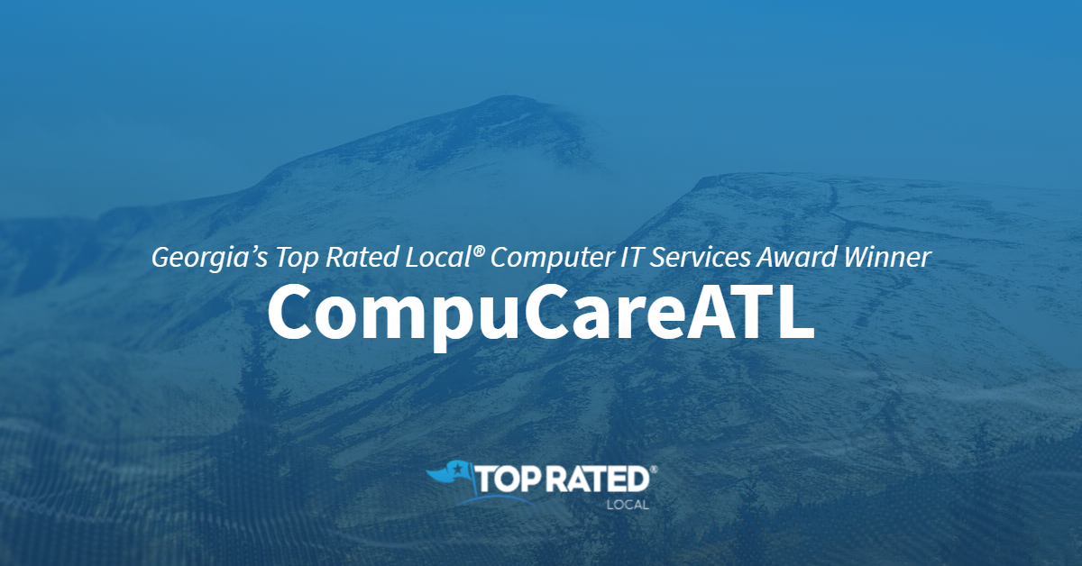 Georgia's Top Rated Local® Computer IT Services Award Winner: CompuCareATL