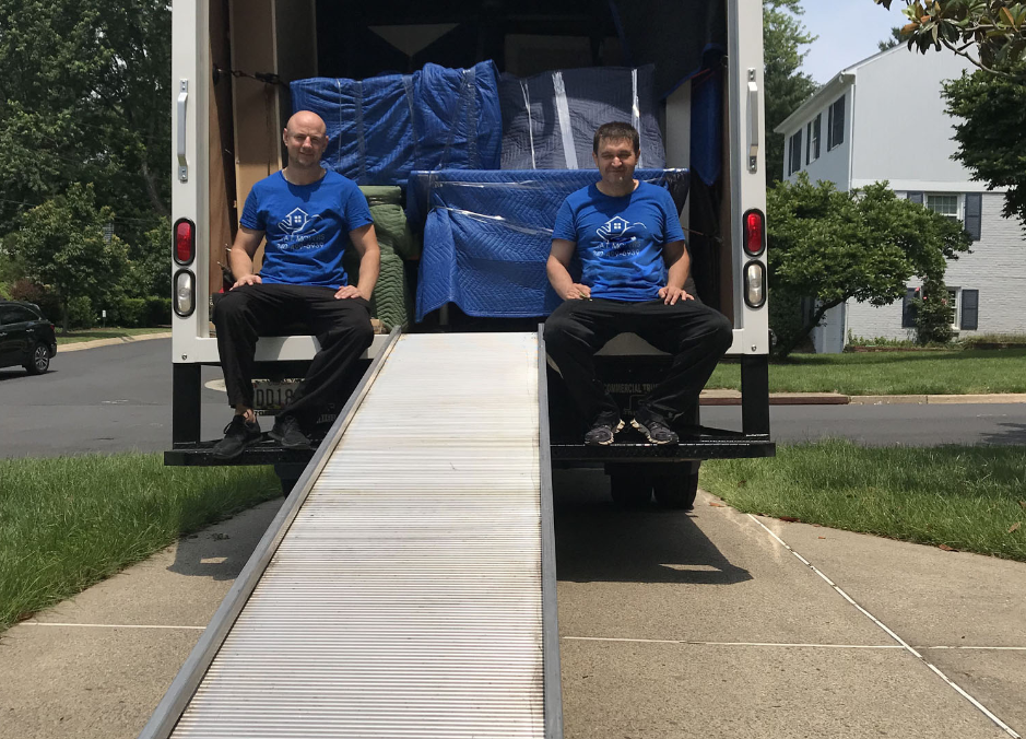 Maryland's Top Rated Local® Moving Service Companies Award Winner: M.A.T. Movers