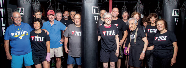 Maryland's Top Rated Local® Fitness Centers Award Winner: TITLE Boxing Club Rockville