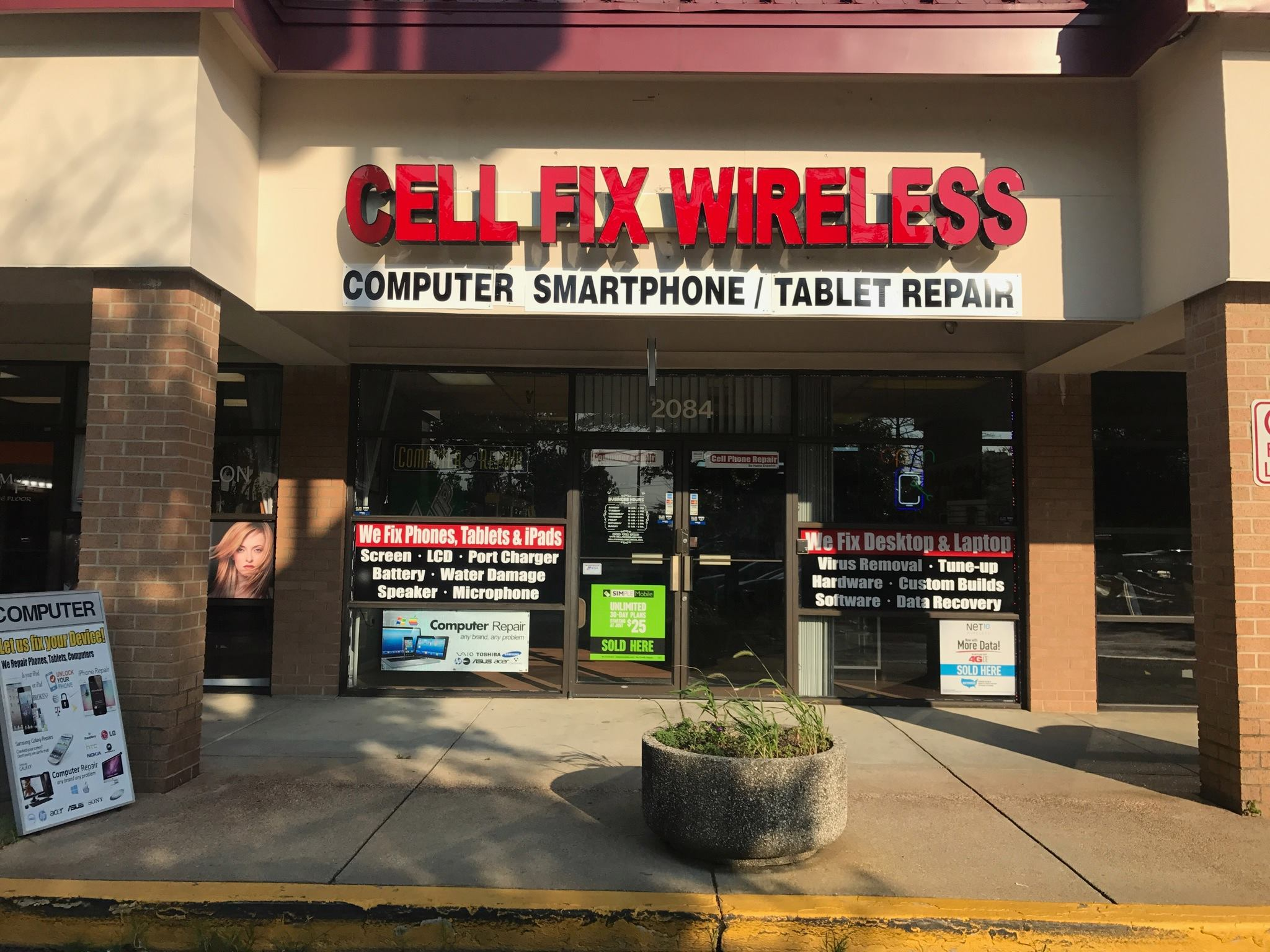 Maryland's Top Rated Local® Computer IT Services Award Winner: Cell Fix Wireless