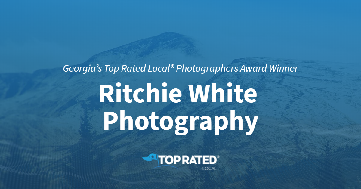 Georgia's Top Rated Local® Photographers Award Winner: Ritchie White Photography