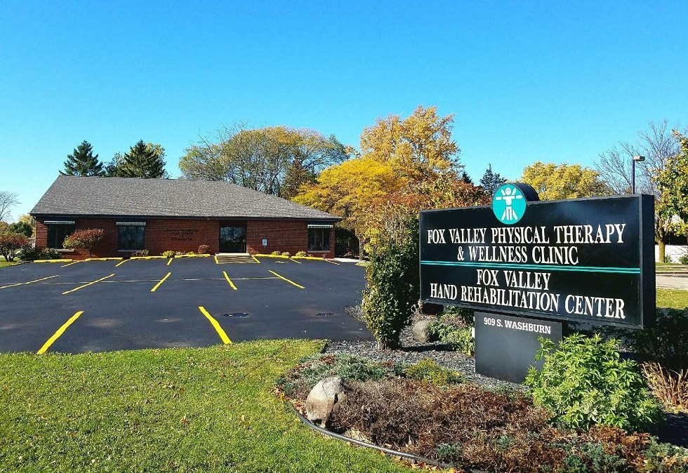 Wisconsin's Top Rated Local® Physical Therapists Award Winner: Fox Valley Physical Therapy & Wellness Clinic