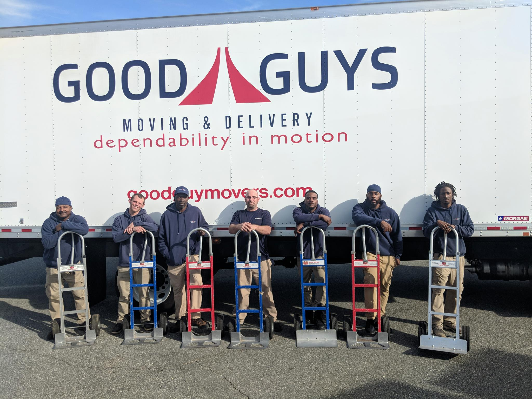 Georgia's Top Rated Local® Moving Service Companies Award Winner: Good Guys Moving and Delivery