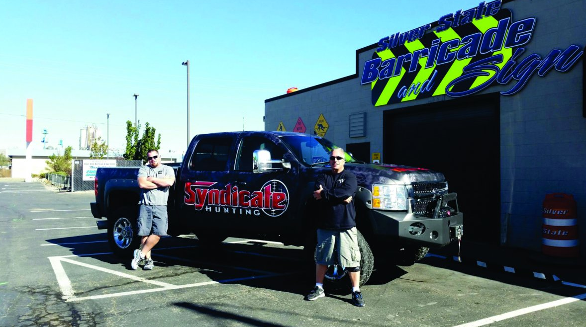 Nevada's Top Rated Local® Sign Companies Award Winner: Silver State Barricade & Sign