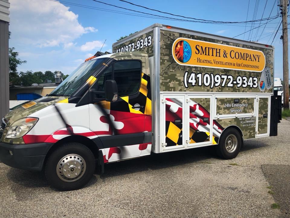 Maryland's Top Rated Local® HVAC/Heating and AC Award Winner: Smith & Company HVAC