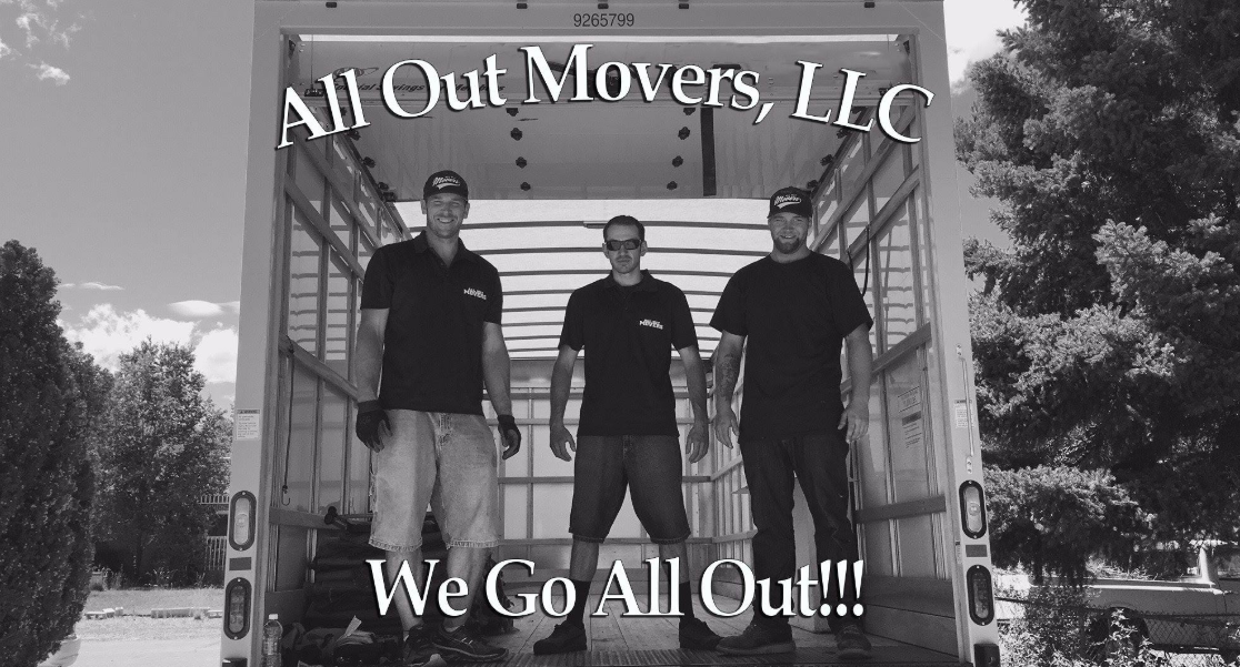 Nevada's Top Rated Local® Moving Service Companies Award Winner: All Out Movers, LLC