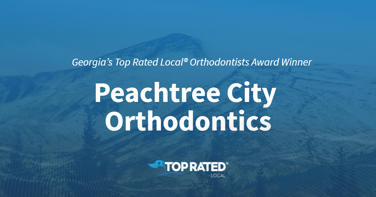 Georgia's Top Rated Local® Orthodontists Award Winner: Peachtree City Orthodontics