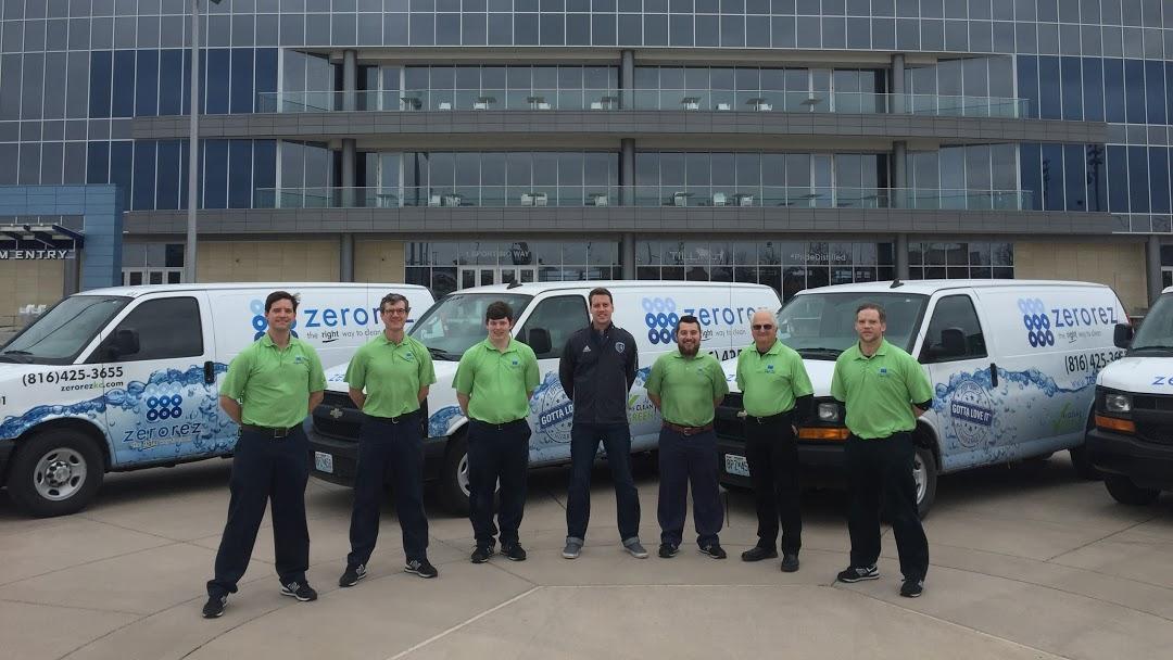 Kansas' Top Rated Local® Carpet Cleaners Award Winner: Zerorez Kansas City