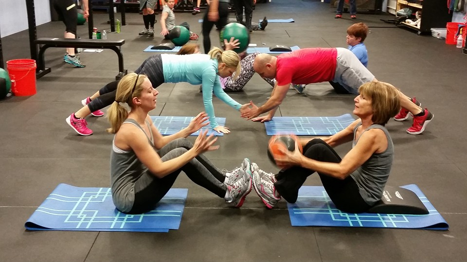 Maryland's Top Rated Local® Fitness Centers Award Winner: Ellicott City Health and Fitness