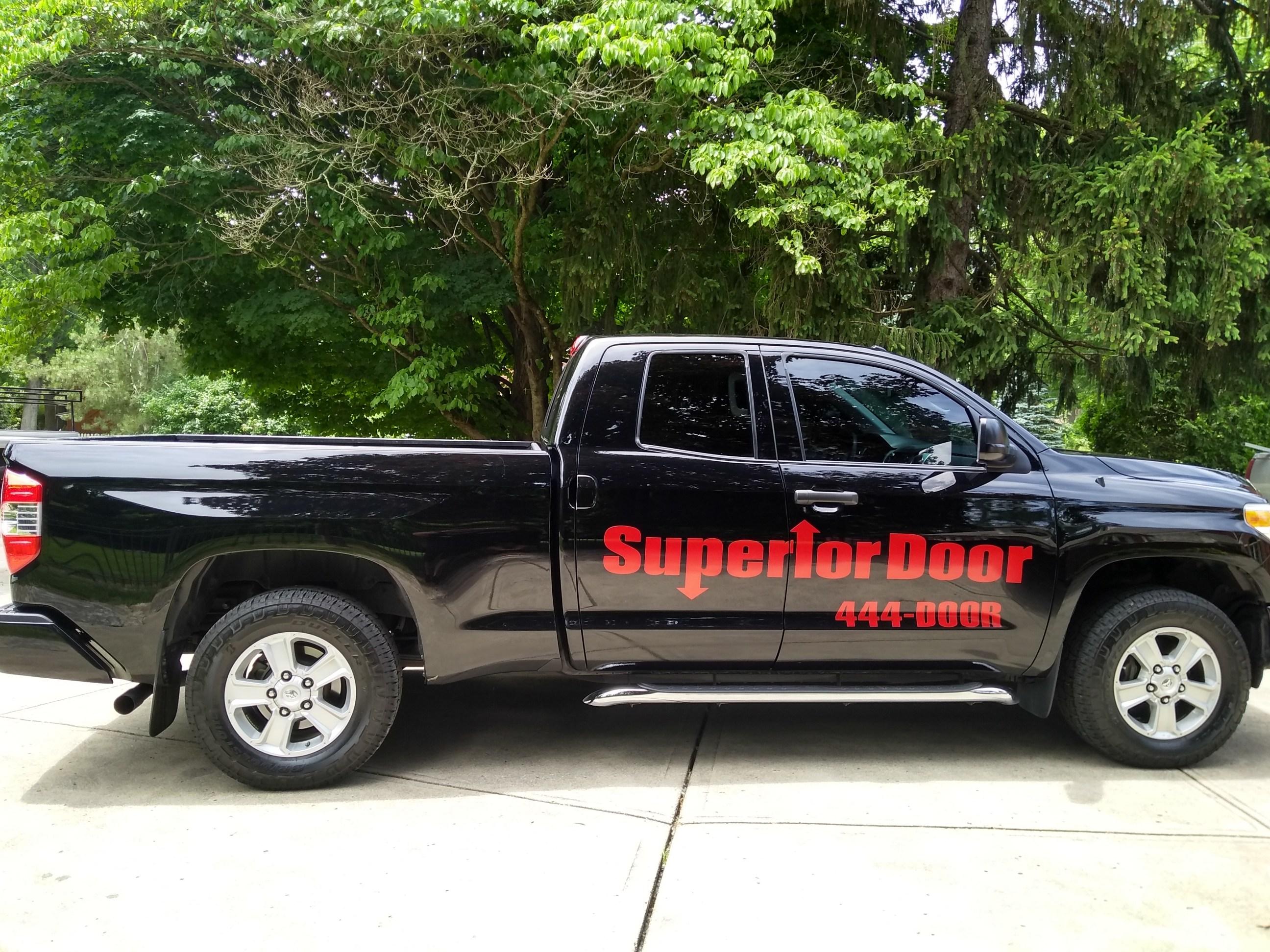 Ohio's Top Rated Local® Garage Door Contractors Award Winner: Superior Door