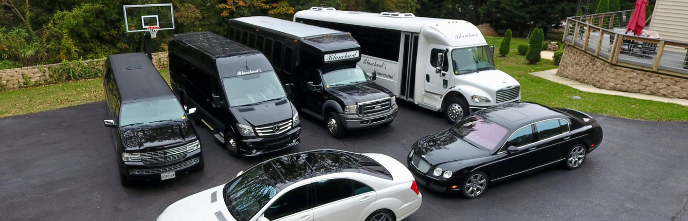 Maryland's Top Rated Local® Limousine Services Award Winner: Blanchard Limousines, LLC