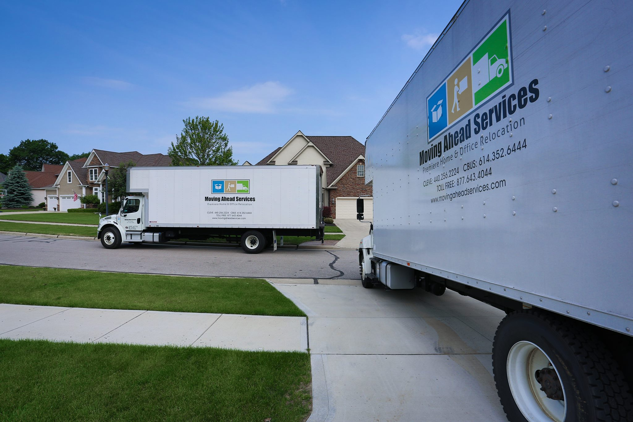 Ohio's Top Rated Local® Moving Service Companies Award Winner: Moving Ahead Services