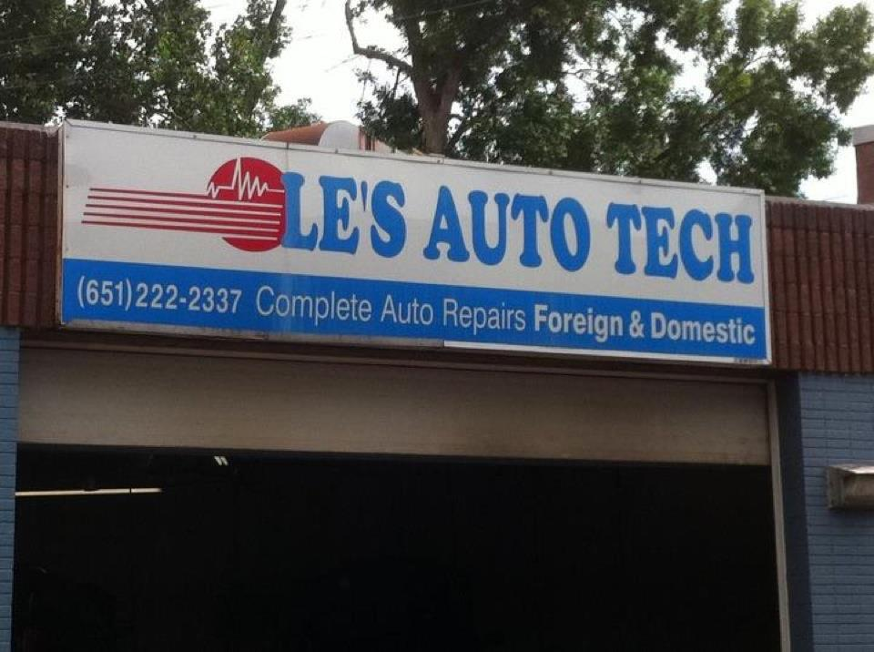 Minnesota's Top Rated Local® Auto Shops Award Winner: Le's Auto Tech