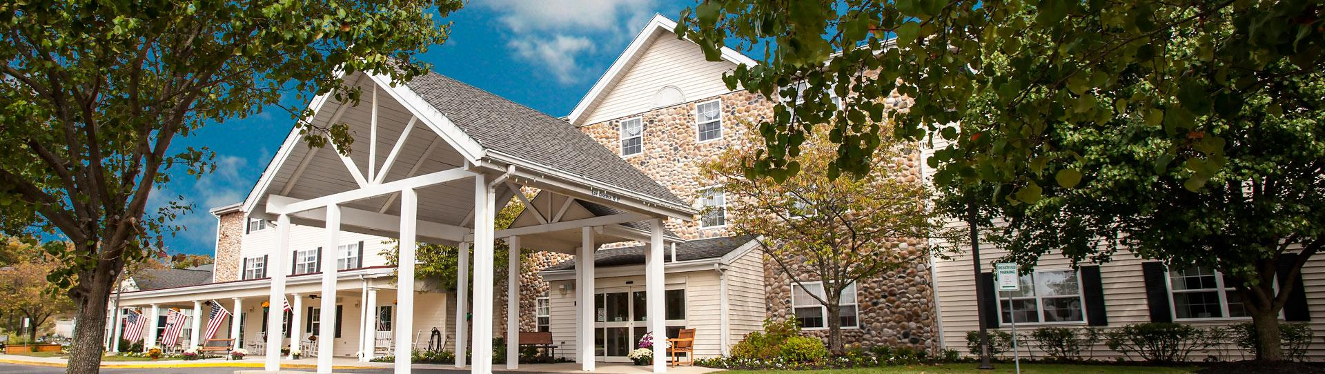 New Jersey's Top Rated Local® Senior Living Communities Award Winner: Washington Township Senior Living