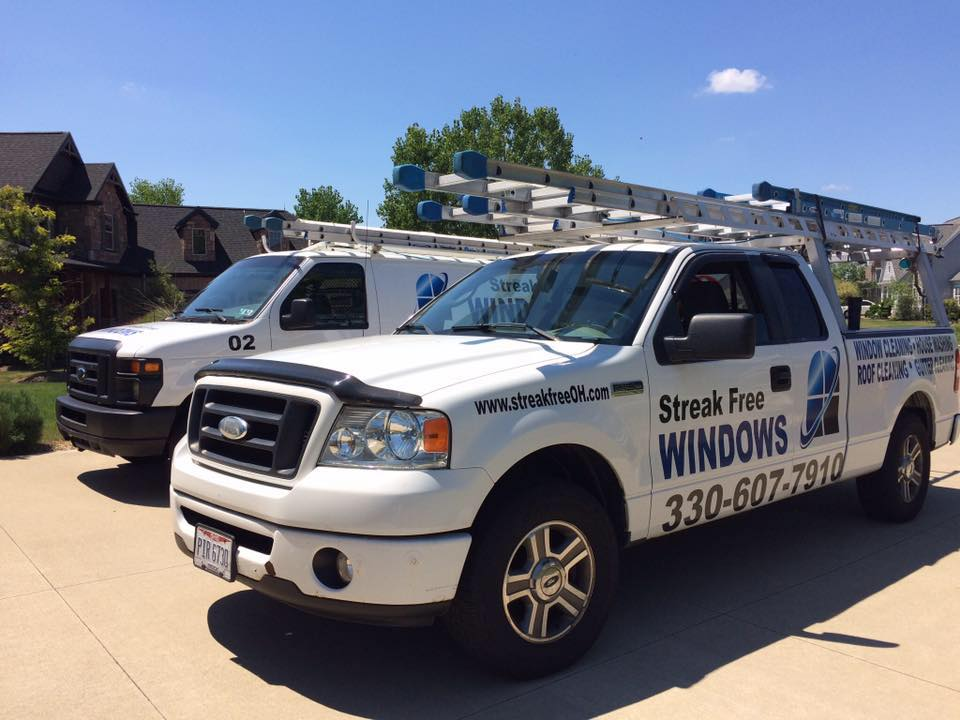 Ohio's Top Rated Local® Window Cleaners Award Winner: Streak Free Windows