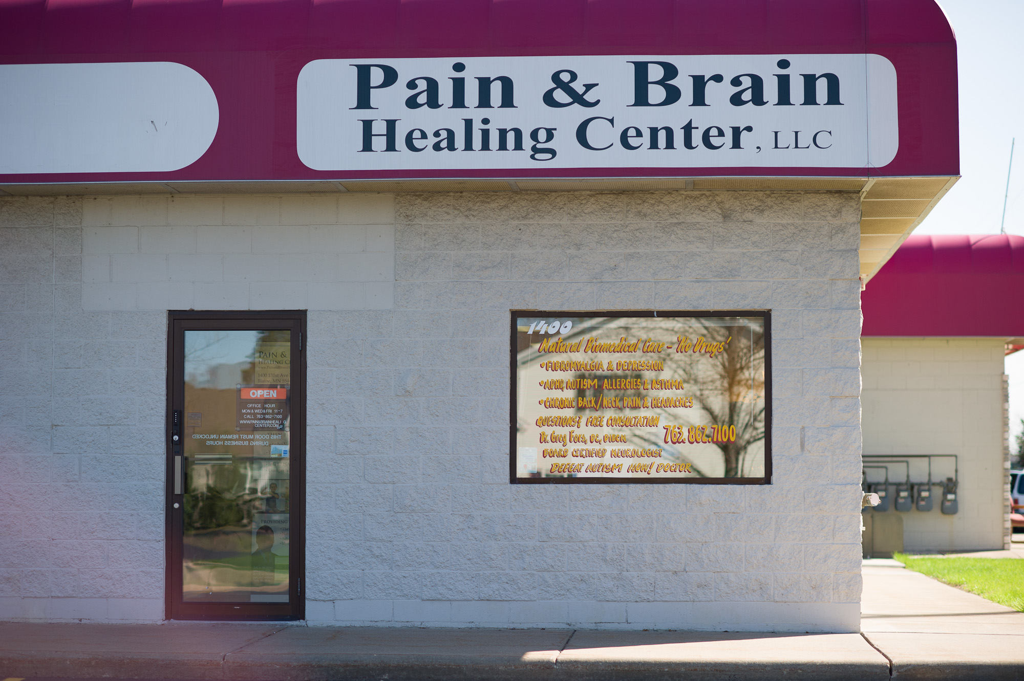 Minnesota's Top Rated Local® Acupuncturists Award Winner: Pain & Brain Healing Center