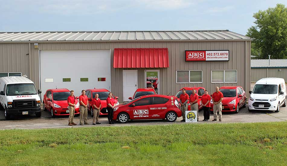 Nebraska's Top Rated Local® Pest Control Companies Award Winner: ABC Termite & Pest Control