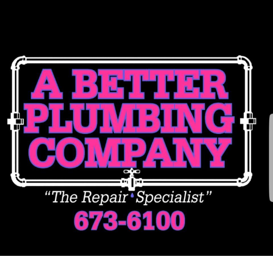 Utah's Top Rated Local® Plumbers Award Winner: A Better Plumbing Company
