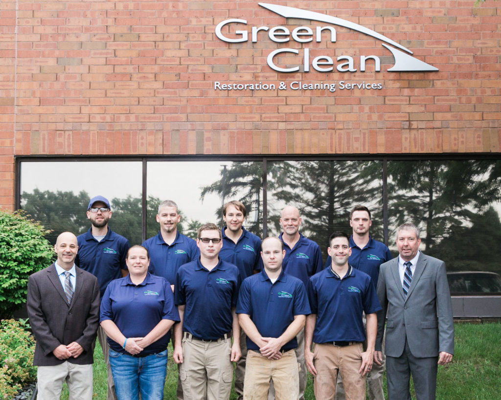Minnesota's Top Rated Local® Restoration Companies Award Winner: Green Clean Restoration & Carpet Care