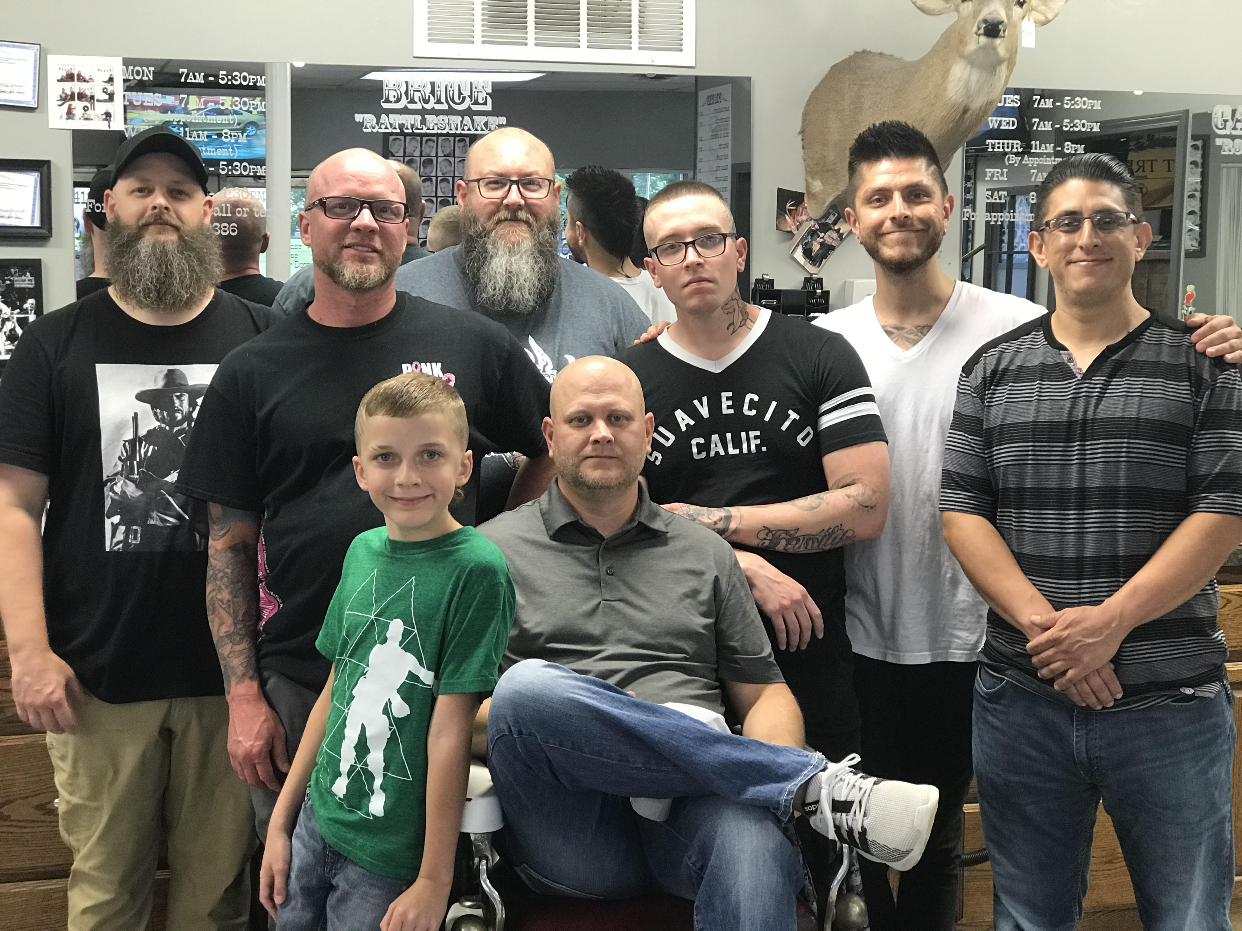 Missouri's Top Rated Local® Barber Shops Award Winner: Courtney